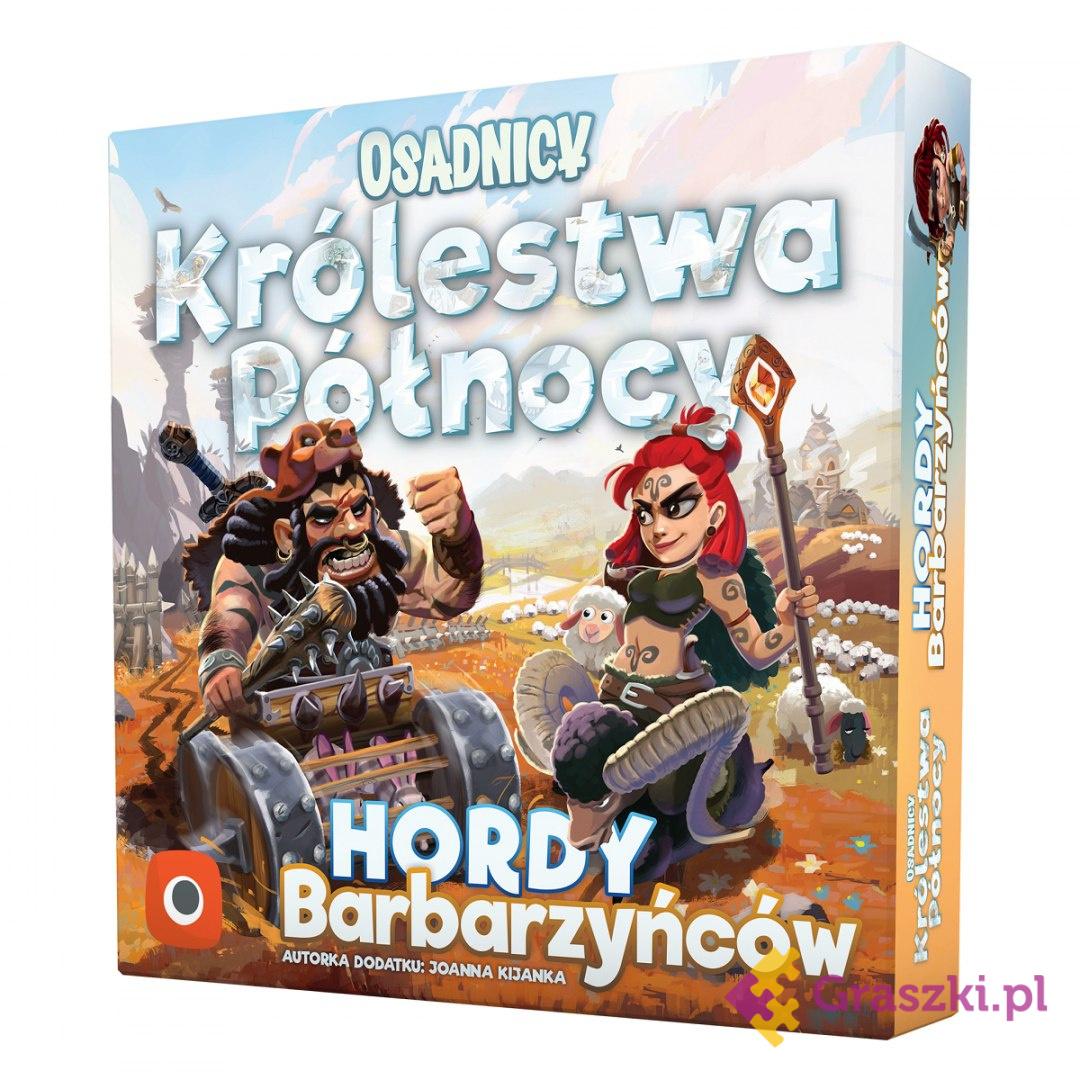 Królestwa Północy: Hordy Barbarzyńców